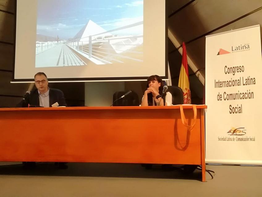 Intervención de F. Javier Malagón en el XI Congreso Latina de Comunicación Social